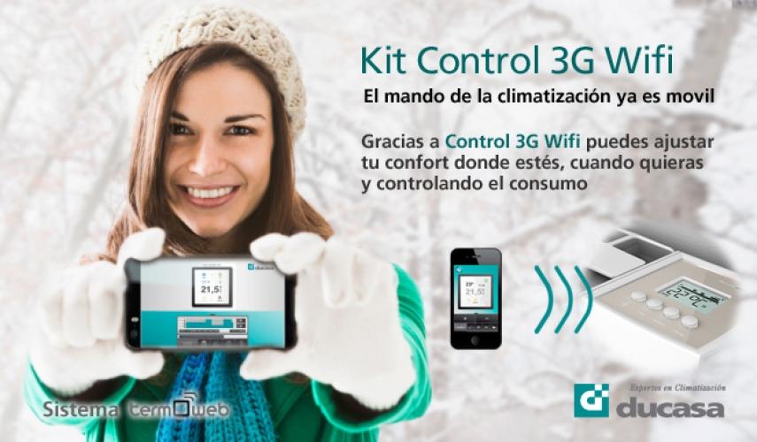 TERMOSTAT DUCASA 3G - WIFI